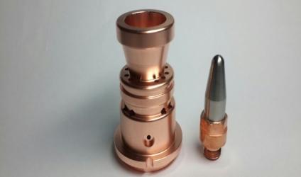Geum Tech_Metallizing Nozzle